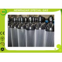 Cheap 10% Germane And Hydrogen Gas Mixtures In 49L Cylinders Use In Semiconductor Industry for sale