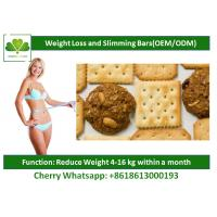 Cheap No Adverse Effect Weight Loss Protein Bars Healthy Slimming Programs for sale