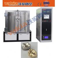 Quality Stainless Steel Dental Crowns Ion PVD Plating Machine / Metal Coating Machine for sale