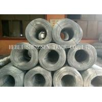 ISO9001 Low Carbon Electro Galvanized Steel Coil BWG 21, 25kg - 500kg Per Roll Manufactures