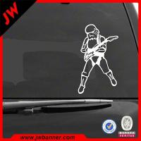 Customized sticker design for motorcycle advertisement with UV protection Manufactures