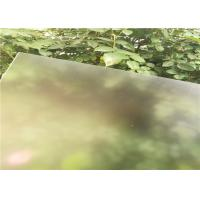 High Transmittance Solar Panel Glass Curve Patterned Type Ultra White Color Manufactures
