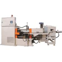 Automatic Feeding Hot Forging Press Machine Horizontal Type PLC Control For Brass Valve Manufactures