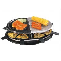 With raclette pans Black Home Electric BBQ Grill XJ-3K076CO Manufactures