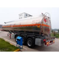 China CIMC trailers Used milk tanker  for sale on sale