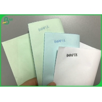 45gsm to 50gsm CF CFB CB White & Colored Carbonless NCR Paper Sheet Manufactures