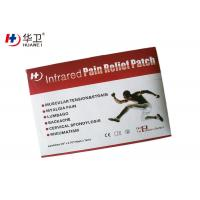 Chinese Factory direct sale far infrared pain relief patch shoulder pain patch plaster