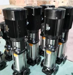 2950 Rpm High Pressure Vertical Centrifugal Pump Water Supply Irrigation Manufactures