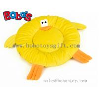 Soft Plush Yellow Duck Pet Bed Dog Cat Mat in big size Manufactures