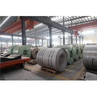 China Stainless Steel Cold Rolled Coils Electric Galvanized Z275 150 - 200mm Width on sale