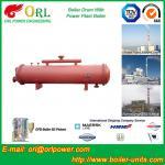 Low Pressure Boiler Mud Drum CFB Boiler Spare Part ASTM Certification Manufactures