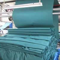 Canvas Flame-Retardant Fabric, Available in Green Manufactures