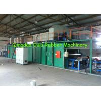 Cheap Chemical Cross - Linked PE Foam Sheet Extrusion Line 6-8 Worker Required for sale