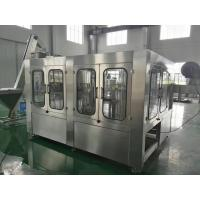 China Drinkable Water Filling Production Line / Plant CE ISO Food Processing Equipment on sale