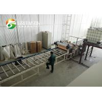 China Double Sided Plasterboard PVC Film Aluminum Foil Extrusion Lamination Coating Machine on sale