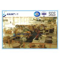 China High Efficiency Paper Roll Wrapping Machine 180 Rolls / Hour Multi Working Position on sale