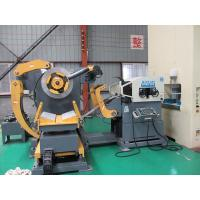 Hydraulic Double Head Material Frame Steel Plate Straightening Machine High Unwinding Speed Manufactures