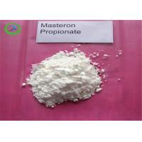 Muscle Gaining Steroids Pharmaceutical Raw Materials Drostanolone Propionate 99% Min Purity Manufactures