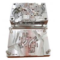 HASCO Standard 2 Cavity Injection Mold For Plastic Auto Parts Manufactures
