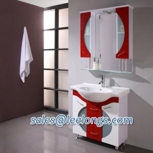 Leelongs Manufacturer of Cost Saving MDF Bathroom Vanity Cabinet