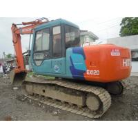 EX120-3  Hitachi Used Construction Machinery11793kg Weight Year 1996 Manufactures