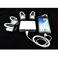 COMER acrylic crystal mobile cradle 6-pack of clear acrylic Cell Phone Display Security Manufactures