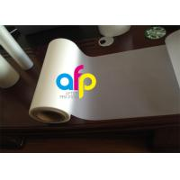 Clear Roll Laminating Film For Paper Lamination Polyester Material Manufactures