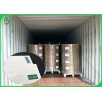 135gsm 160gsm PE Coated Paper , Glossy Coated Paper For Lunch Food Packaging Boxes Manufactures