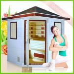 Outdoor sauna gw-OD05W Manufactures