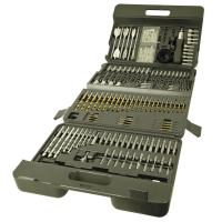 Household / Industrial 205pcs Hss Twist Drill Bit Tool Set High Precision Electric Drill Accessories Manufactures
