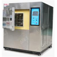Climatic Thermal Shock Environmental Test Chamber High Efficiently Single Door Manufactures