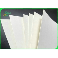 Good Absorption Two Sided Bleached Uncoated Coaster Board For Coffee Cup Mat Manufactures
