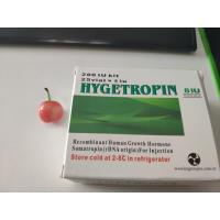 Quality Medical Grade Hgh Human Growth Supplements Hygetropin Storage 2-8℃ COA for sale