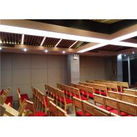 Buy cheap Aluminium Folding Partition Acoustic Folding Internal Doors For Hotel from wholesalers