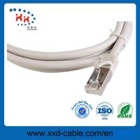 Buy cheap Twisted Pairs Products Indoor Shielded SFTP Cat6A Patch Cord Cable from wholesalers