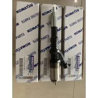 Injector 6156-11-3300 6D125 engine injection assembly with Stock Available Manufactures