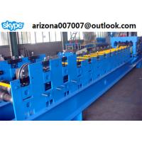Cheap Semi Automatic Fire Damper Cold Roll Forming Machinery Easy Assembling for sale
