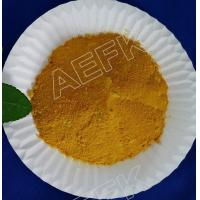 Solid Poly Aluminium Ferric Chloride For Sewage Water Treatment , Coagulant PAC