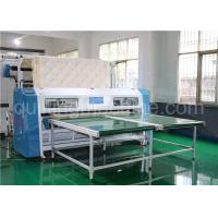 Automatic Bed Cover Mattress Cutting Machine High Efficiency And Labor Saving Manufactures