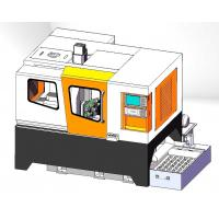 Portable Rotary Transfer Machine , Eight Spindle Cnc Drilling Machine Center With Auto Lubrication Pump Manufactures