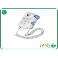 Ultrasonic Clinical Fetal Doppler Machine With High Fidelity FD-200A Manufactures