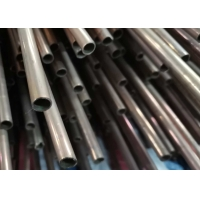 Mechanical DIN CuZn39Pb3 Lead Brass Seamless Tubes Manufactures
