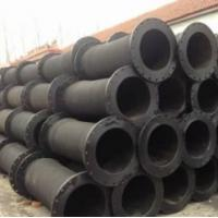 China dredging flexible rubber hose pipe on sale