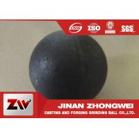 Cheap 3 Inch Good Wear Resisitance Forged and Casting Grinding Steel Balls for sale