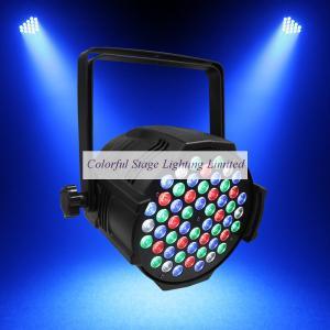 54x3W LED RGBW Par 64 Can Manufactures