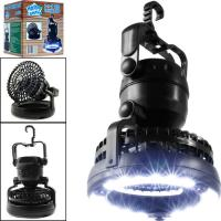 2 In 1 Camping Tent Led Ceiling Fan Light With 18 Led Light Ceiling Fan