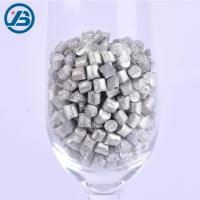 China 3mm 99.98% Magnesium Particles Granules For water purifier magnesium ceramic ball on sale
