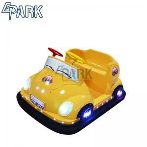 12 V Amusement Rides Kids Super Beetles Bumper Car Battery Powered CE Certificate Manufactures