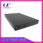 "2.5"" external hard drive case sata hdd enclosure Manufactures"