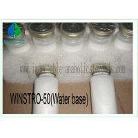 Oral Steroid Muscle Building Steroids Water Based Winstrol Stanozolol 50mg Manufactures